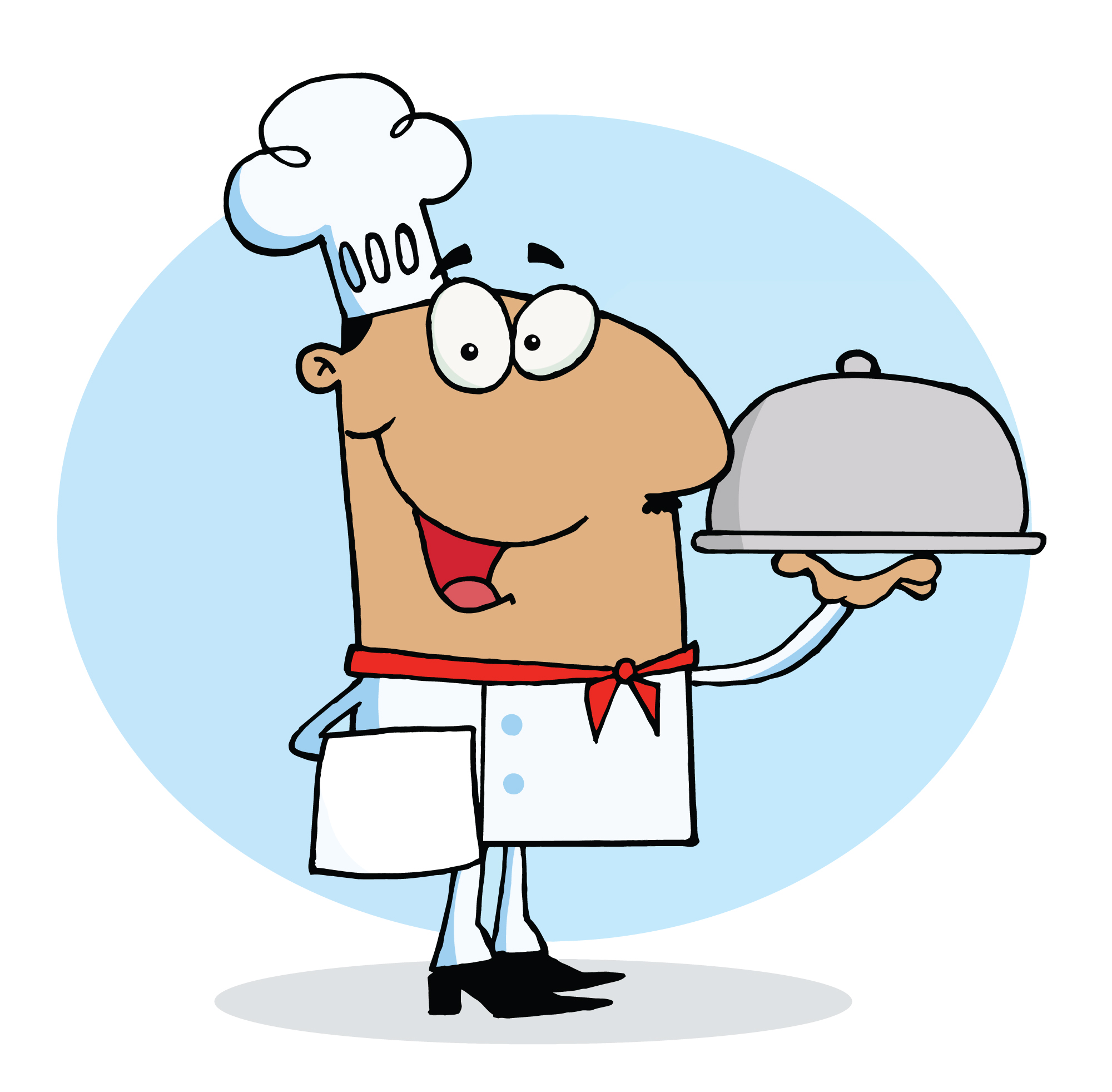 Cooking panda free images. Cook clipart