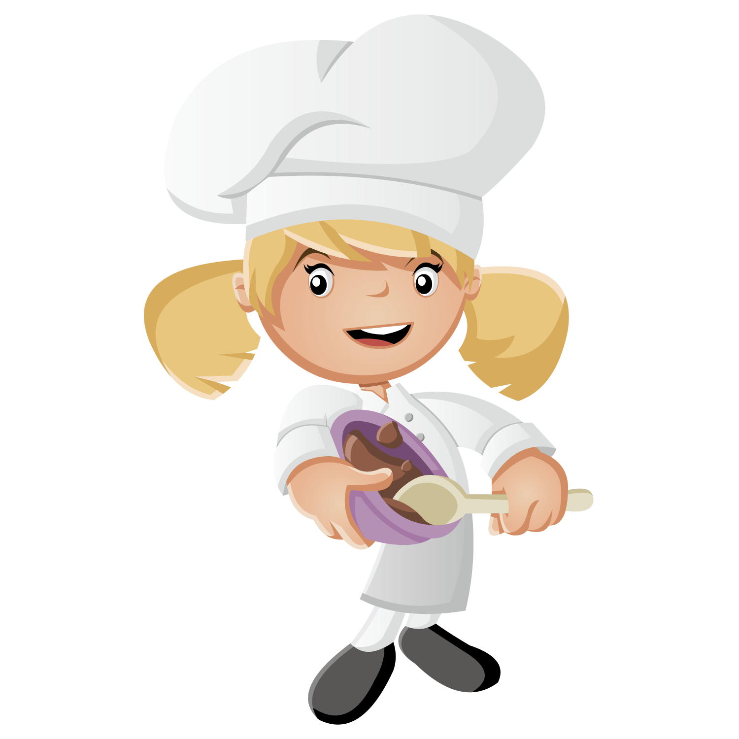 Cooking clipart cook chinese. Chef cartoon illustration cooks