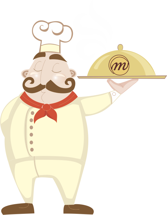 Muthuswamy caterers pages links. Cook clipart catters