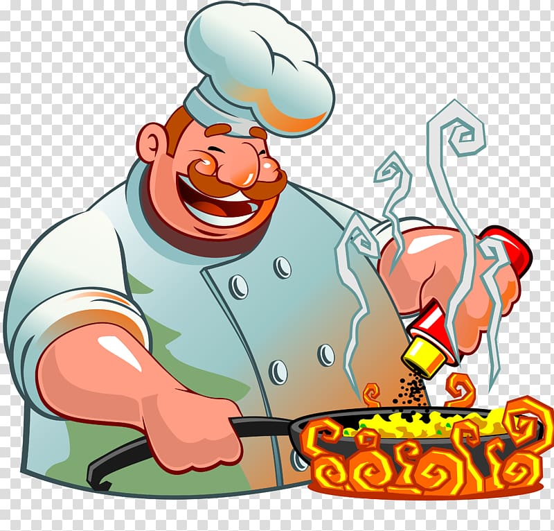 Cook clipart cheef. Cooking chef recipe transparent