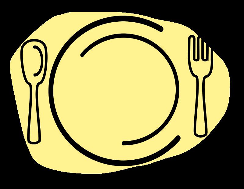 Diner clipart transparent. Breakfast meal dinner cooking