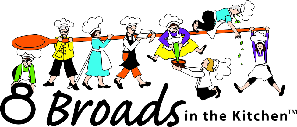 Cook clipart cooking demo.  broads in the