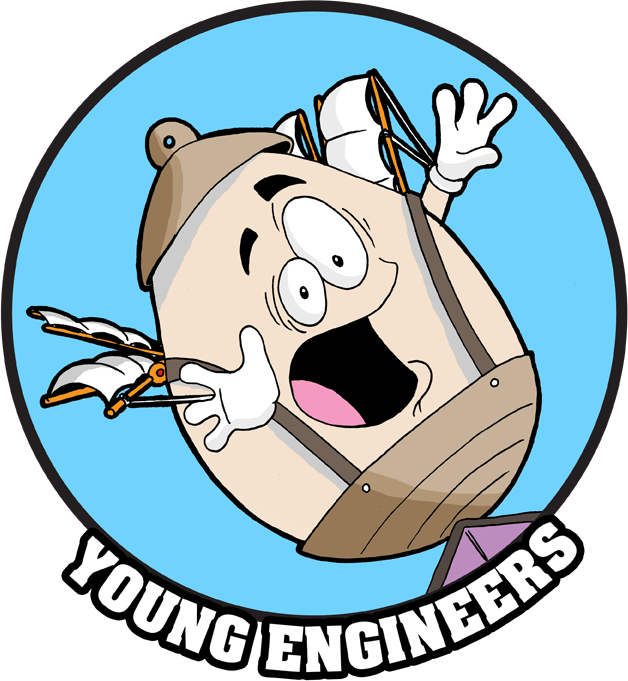 Young clipart three daughter. Engineers and space the