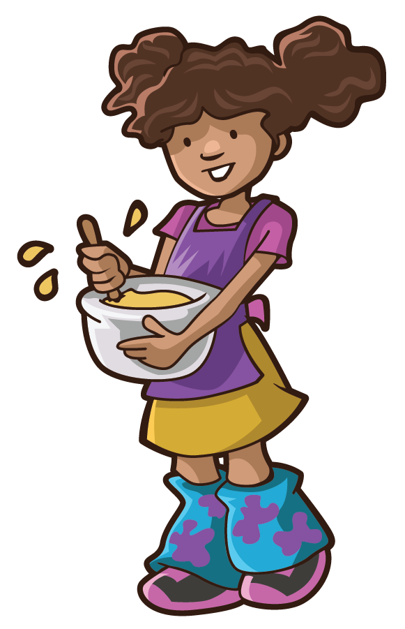 Only girls aloud yrs. Cooking clipart kitchen team
