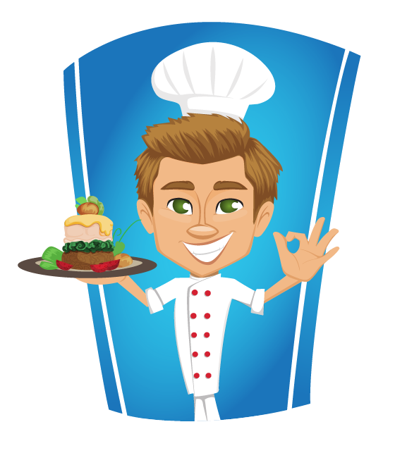Cooking clipart male cook. Free cliparts download clip