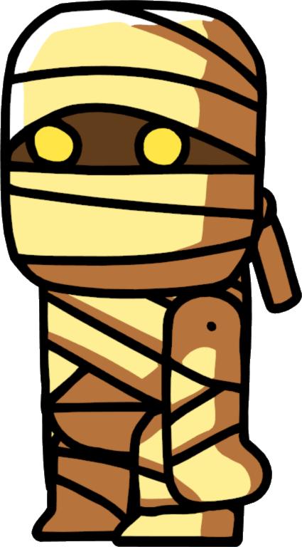 Scribblenauts wiki fandom powered. Egypt clipart mummy