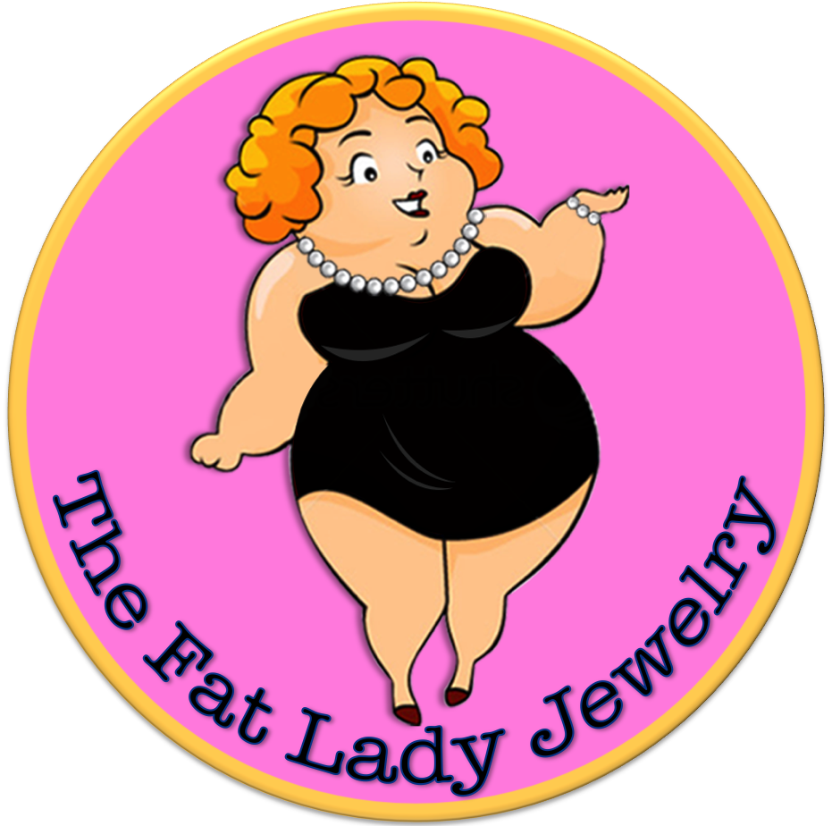 Flu clipart grandmother sick. The fat lady jewelry