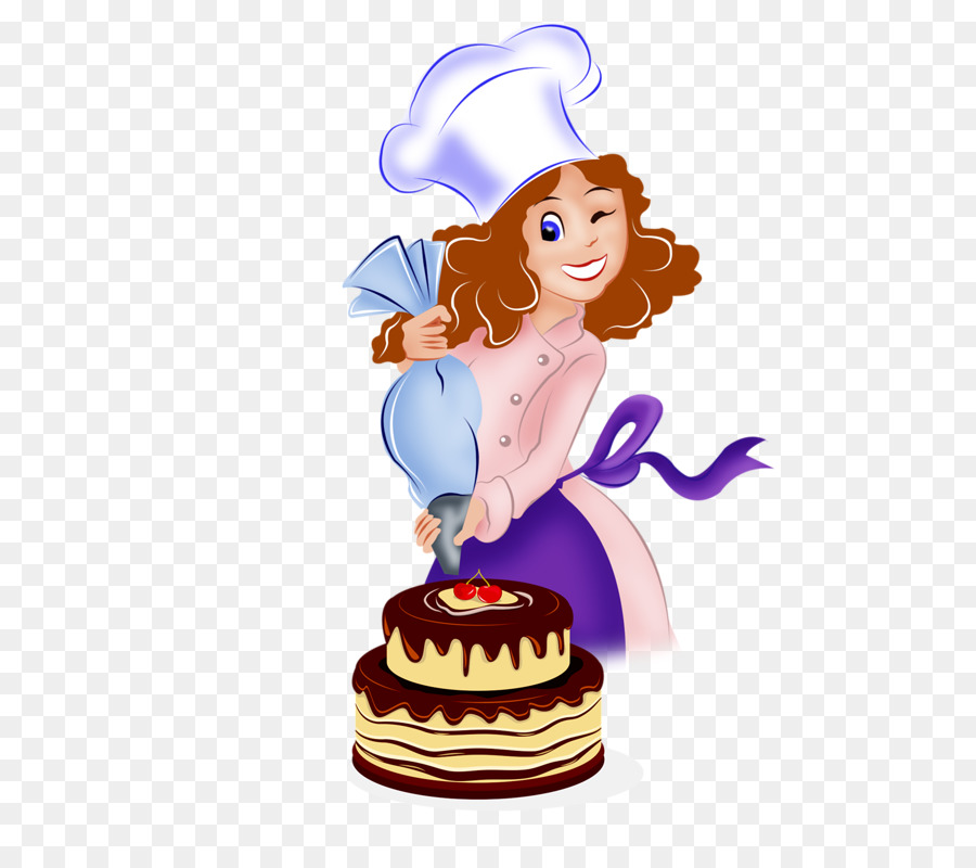 Cook clipart pastry chef. Png free transparent images