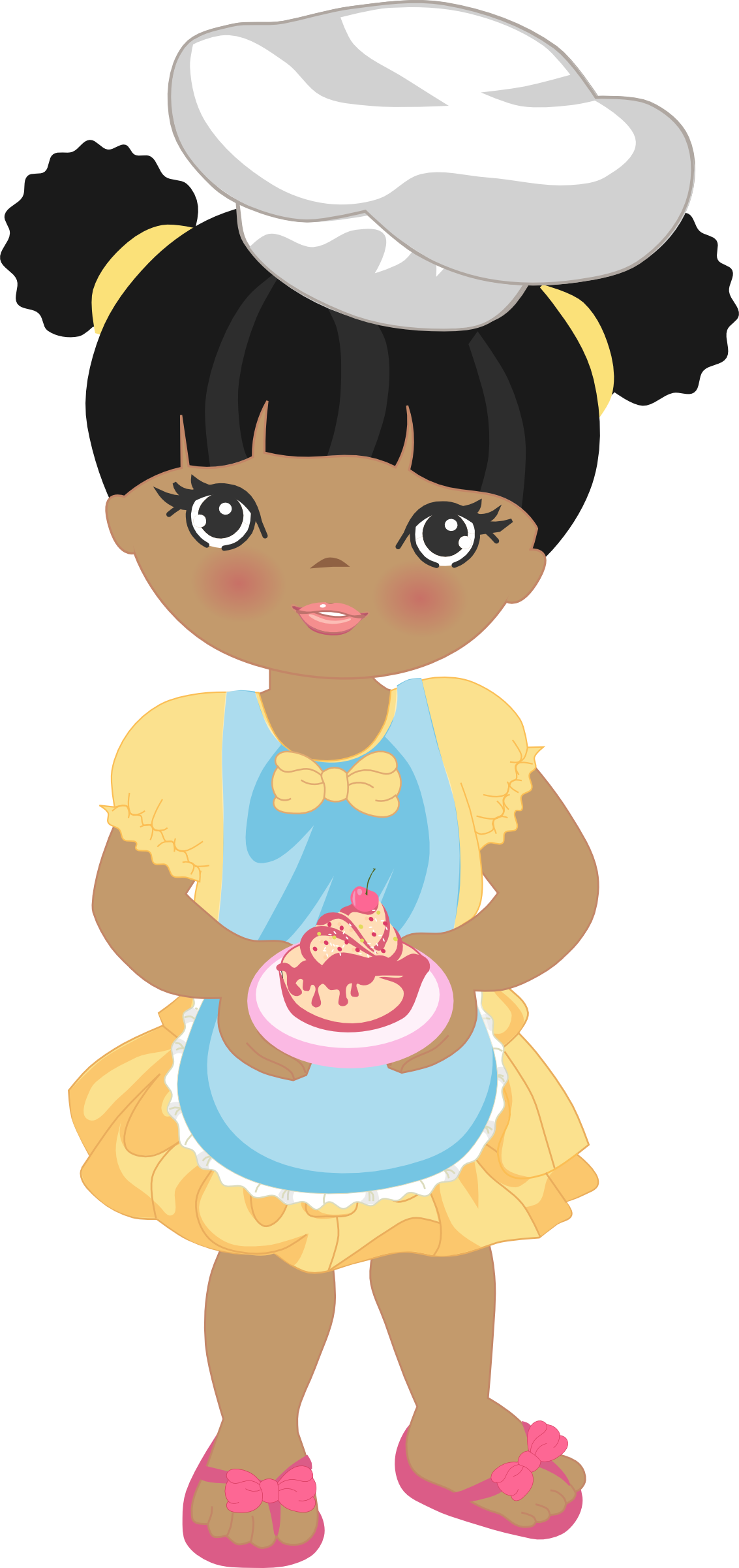 Inwucpheqzllt png dulces dibujos. Cook clipart pastry chef