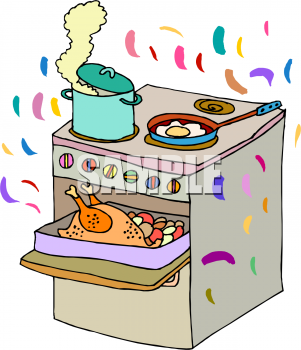 Cook clipart stove cooking. Images free picture of