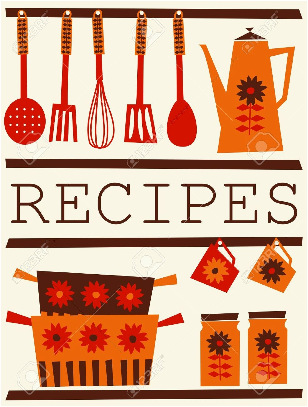 beautiful free images. Cookbook clipart