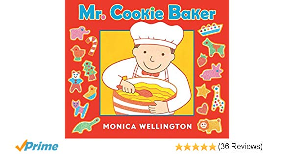 Amazon com mr cookie. Cookbook clipart baker