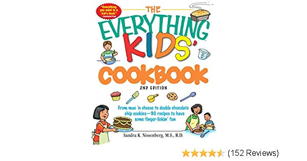 The everything kids from. Cookbook clipart career hat