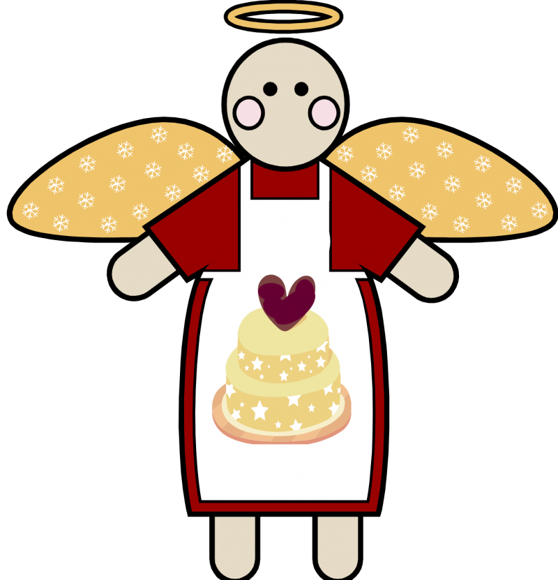 Cookbook clipart cookery. My business spiritual food