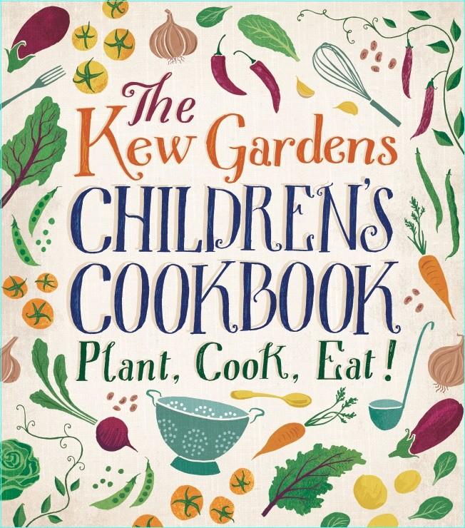 The kew gardens children. Cookbook clipart cooking show
