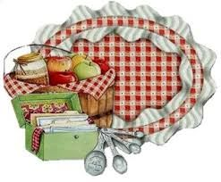 Image result for free. Cookbook clipart country kitchen