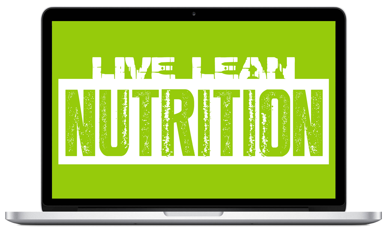 Cookbook clipart equipment. Live lean nutrition tv