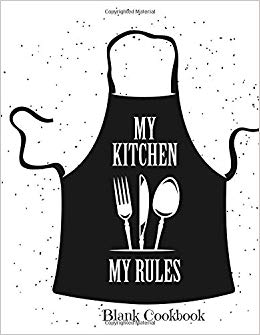 Cookbook clipart kitchen rules. My blank fill in