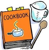 Cookbook clipart math. Fraction recipe project mrs
