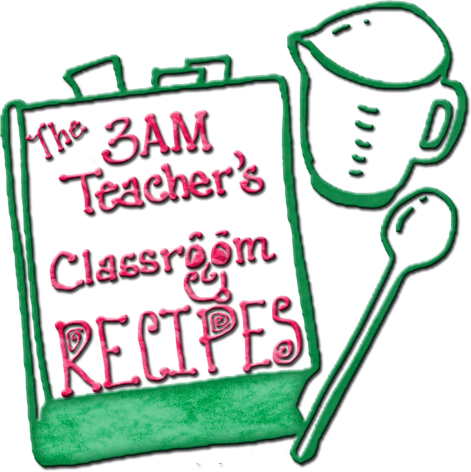 The am teacher a. Cookbook clipart math