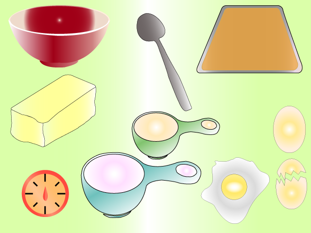 James cachia animated choc. Cookbook clipart recipe word