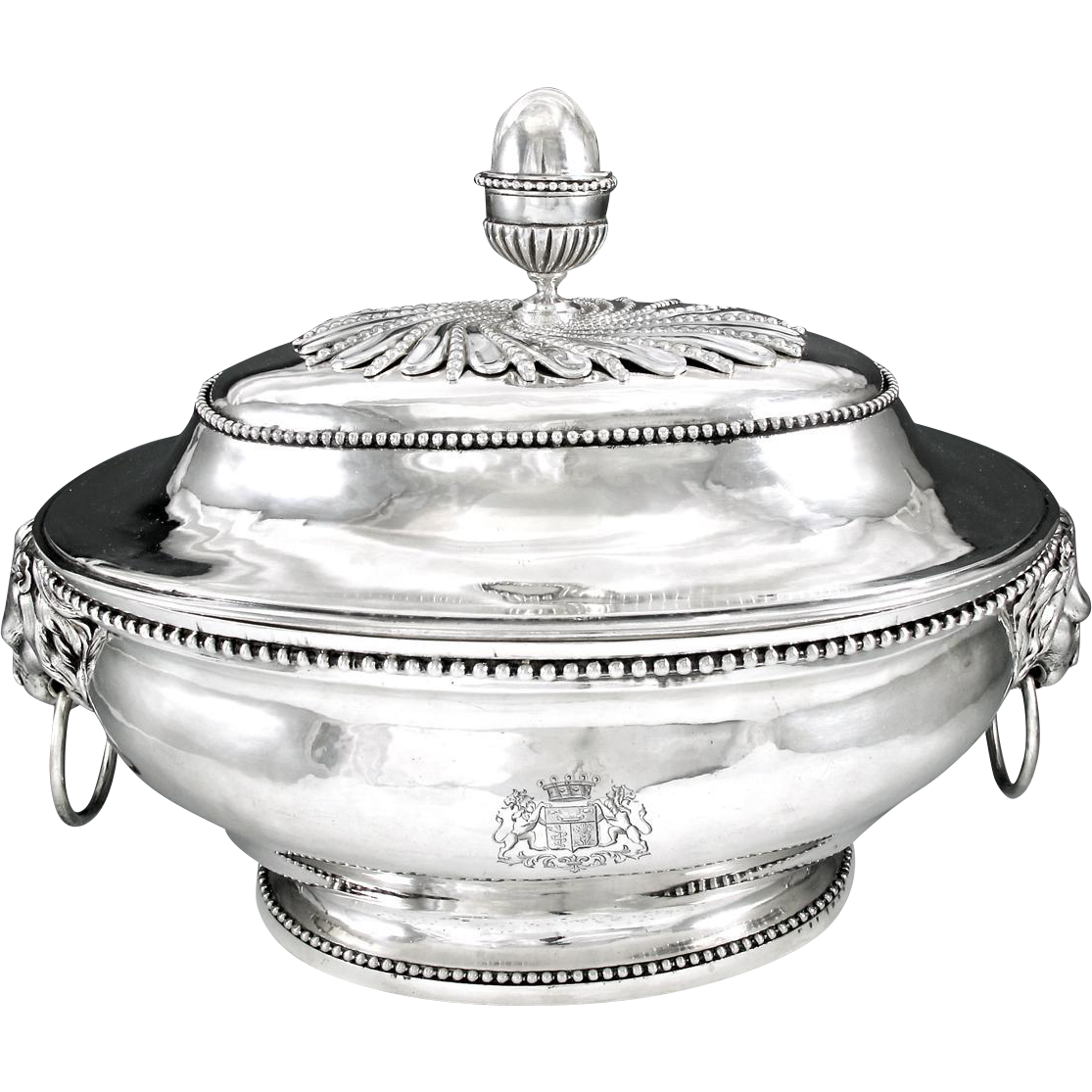 Soup clipart soup tureen. Spetacular antique th century