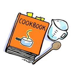Recipe book free download. Cookbook clipart transparent