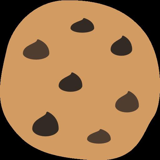 Cookie clipart cooking. Biscuits emoji chocolate food