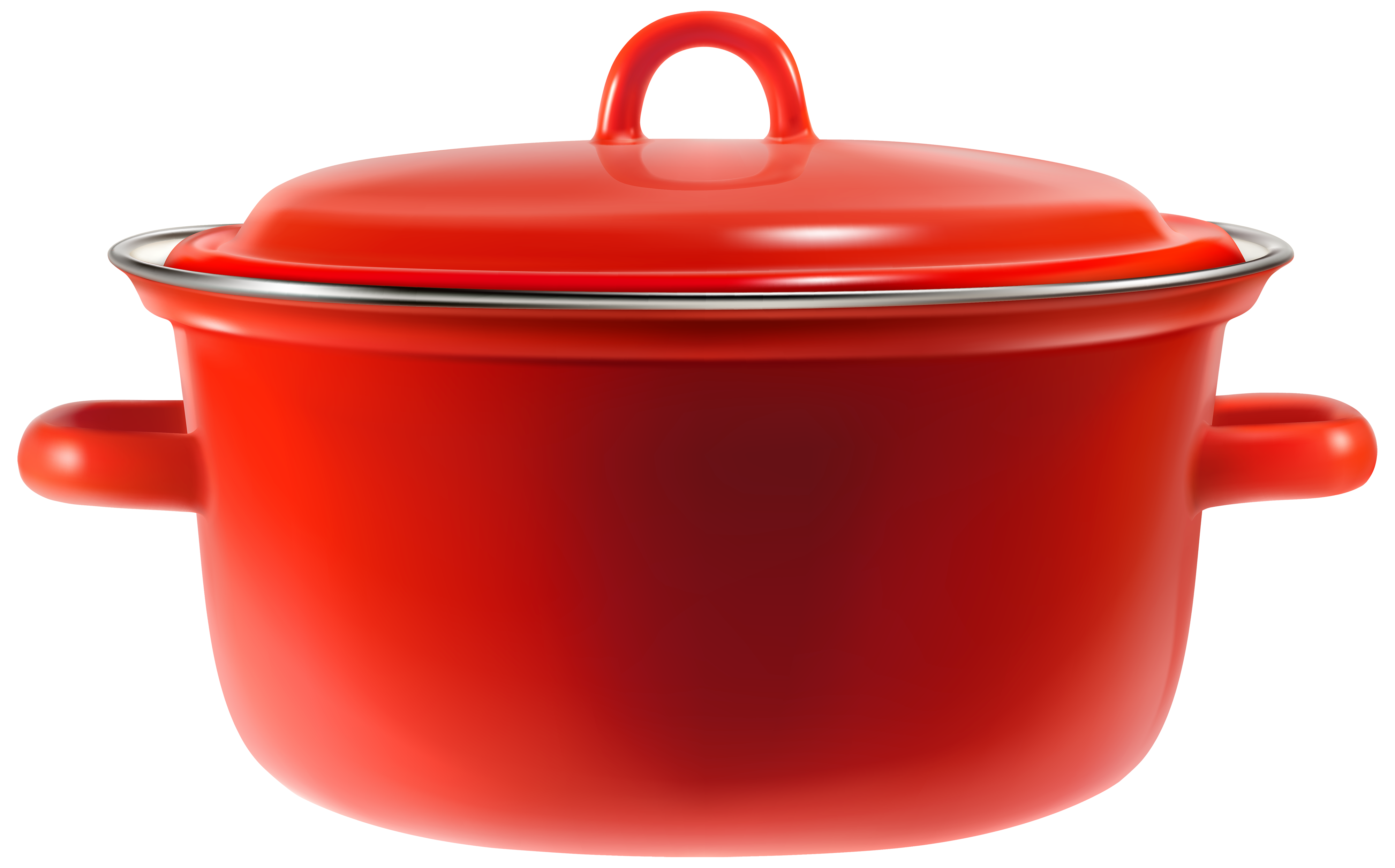 Red pot best web. Cookie clipart cooking