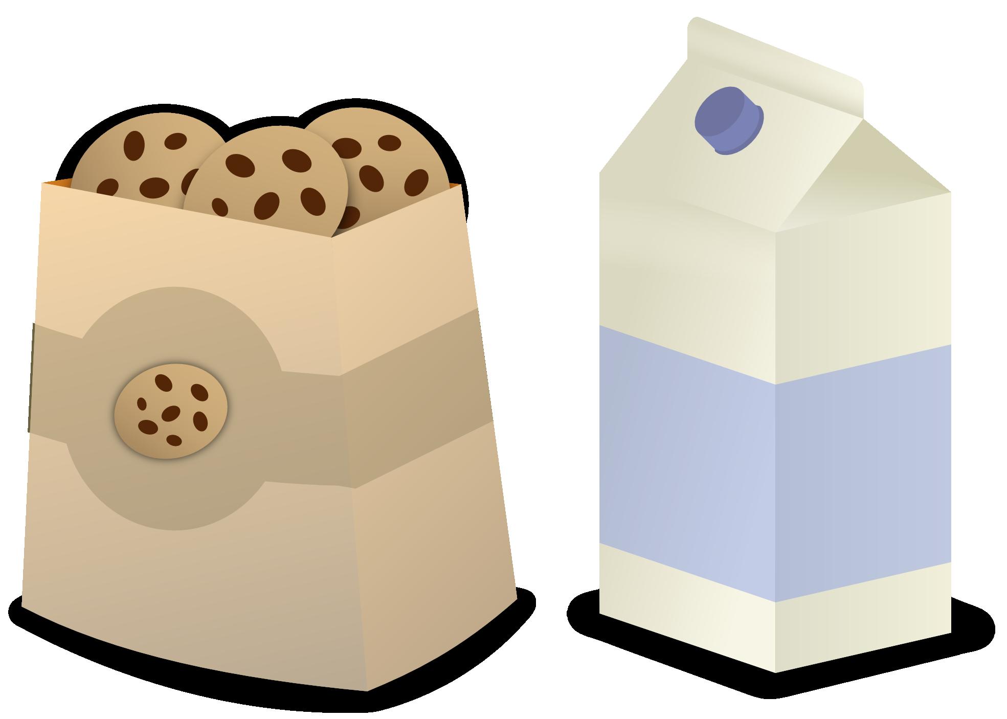 Clipartist net and cookies. Milk clipart clip art