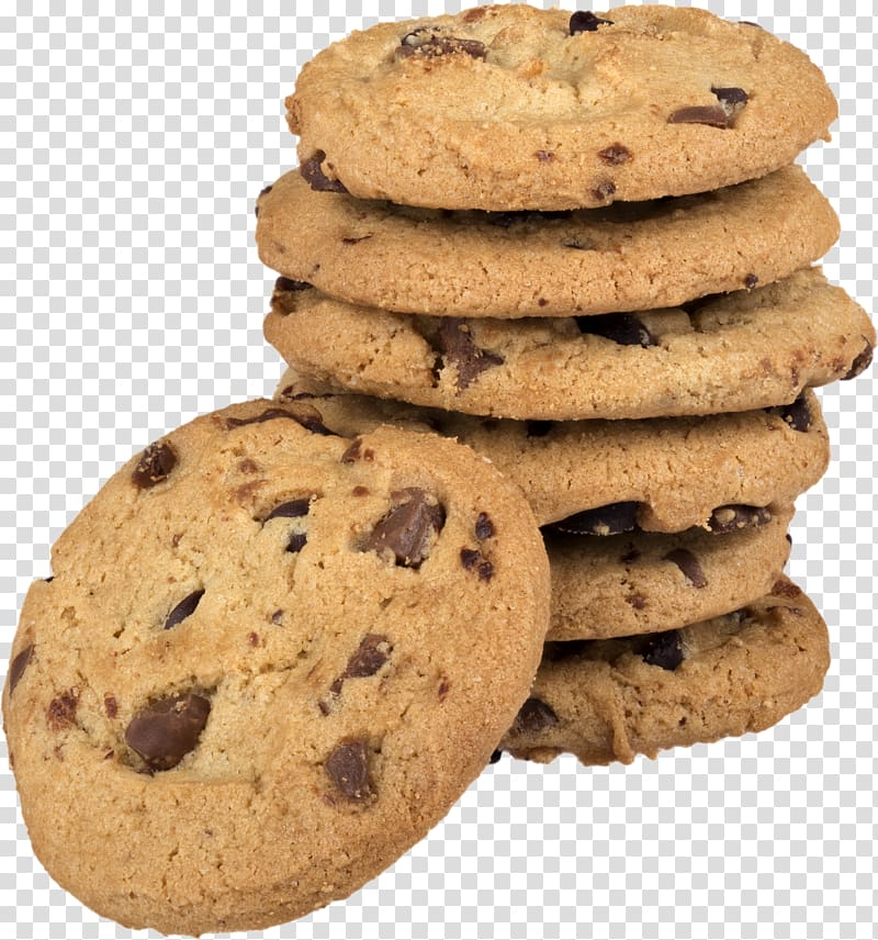 Cookies clipart round cookie. Ice cream chocolate chip