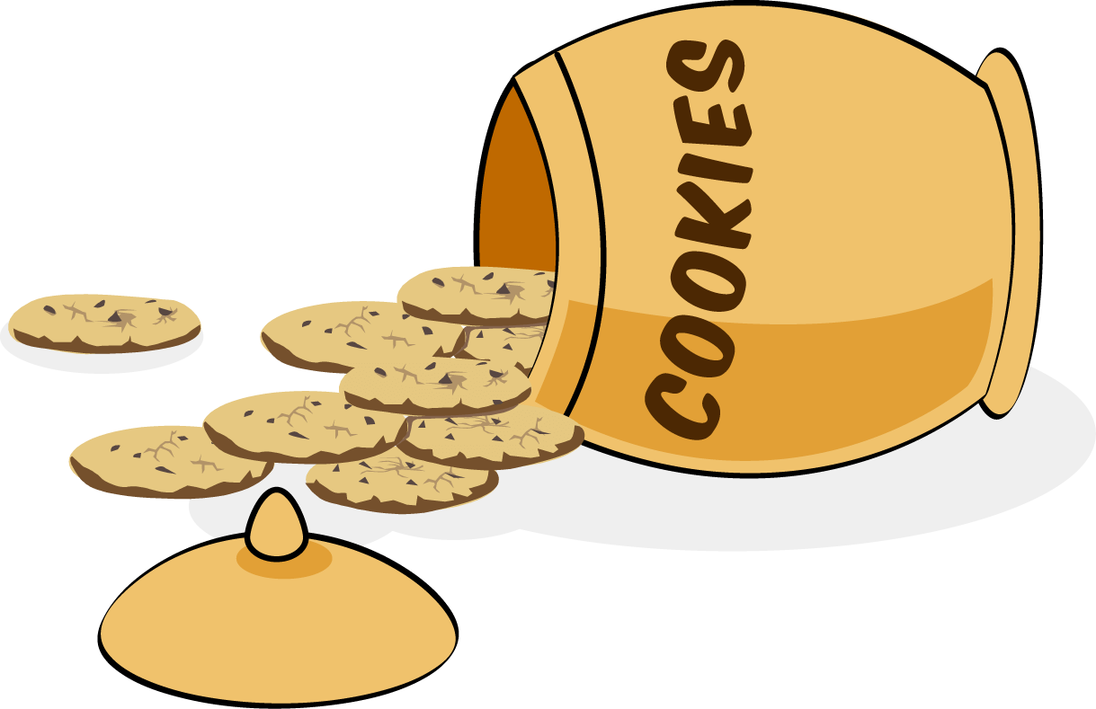 Cliparts zone . Cookies clipart cookie platter