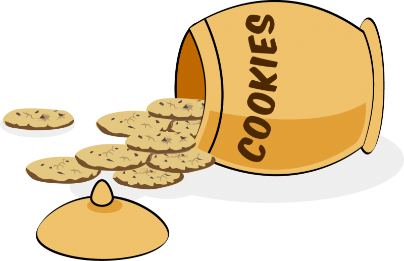 Cookies clipart plain cookie. Image result for jar
