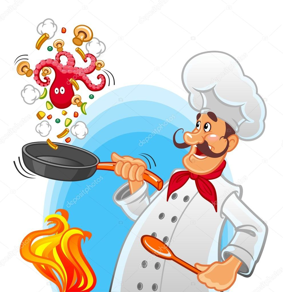 Cooking clipart cheif. Chief cook station