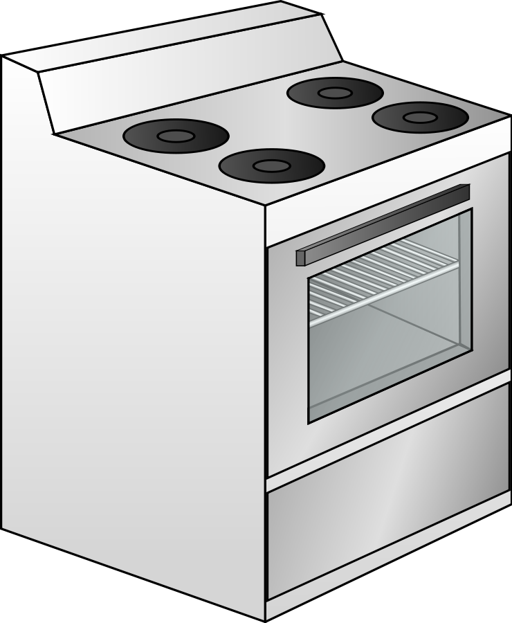 collection of stove. Cooking clipart cooker