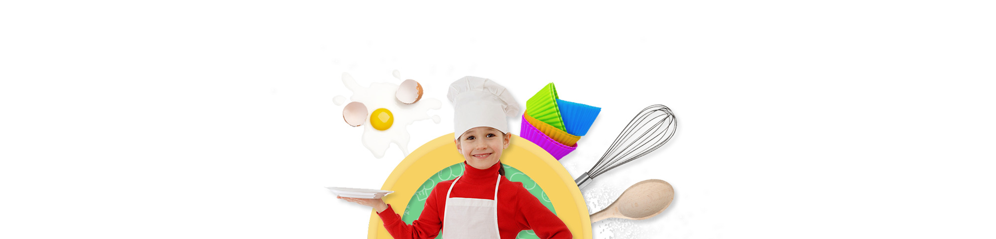 Classes academy for kids. Cooking clipart cookery