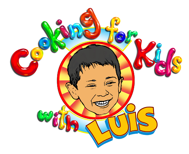 For kids with luis. Cooking clipart cooking show