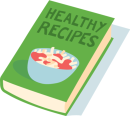 Clip art . Cooking clipart healthy cooking