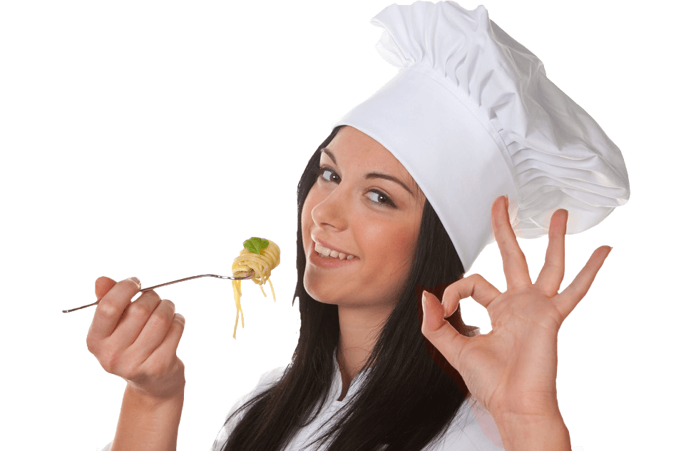 Chef png image purepng. Female clipart caterer