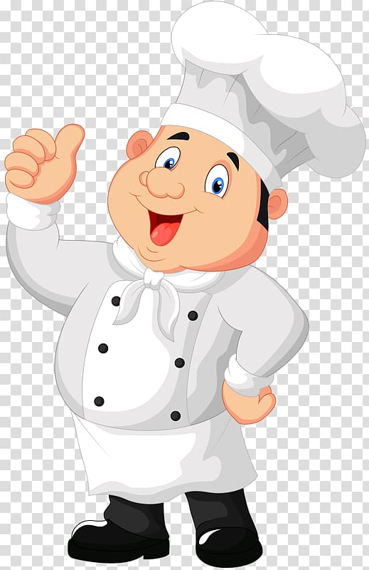 Cook transparent background png. Cooking clipart restaurant chef