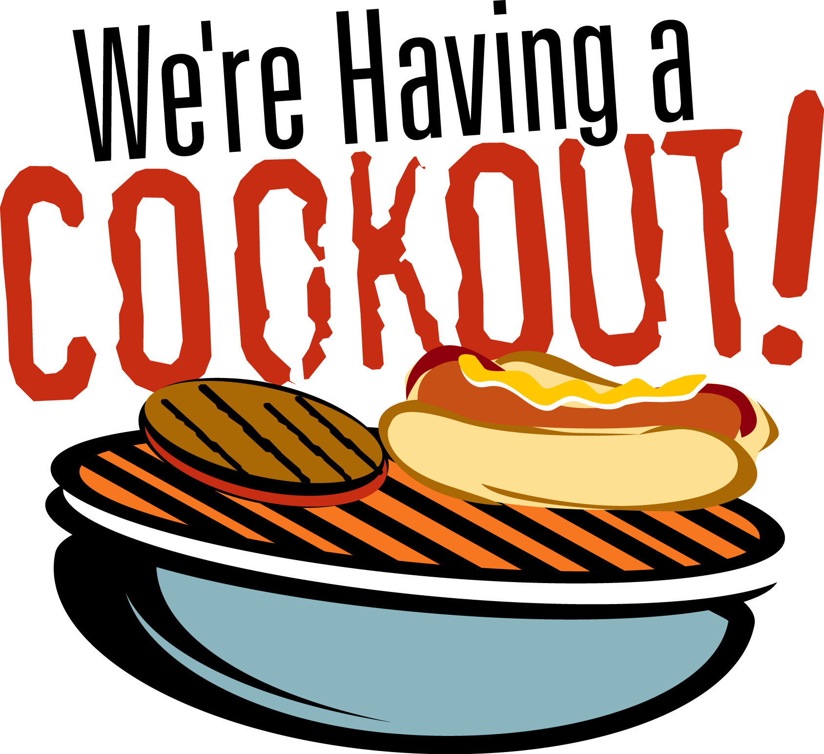Cookout clipart. Free pictures clipartix