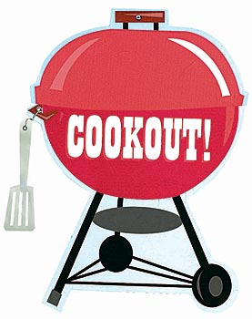 Cookout clipart. Free pictures clipartix download