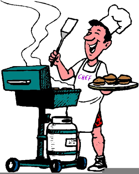 Cartoon free images at. Cookout clipart