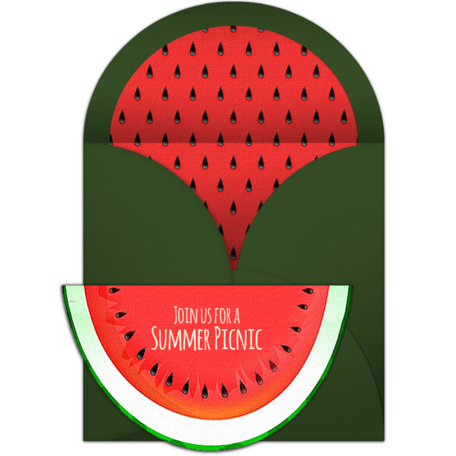 Watermelon clipart picnic potluck. Easy make ahead popsicles