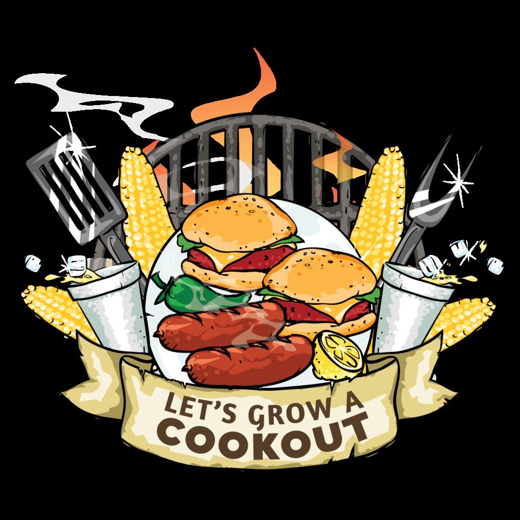 Let s grow a. Cookout clipart appreciation