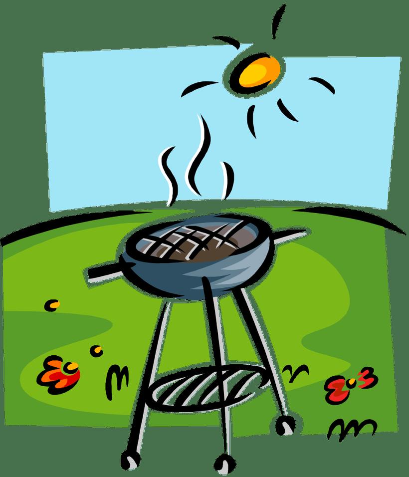 Grilling clipart boerewors rolls. Summer bbq images yoktravels