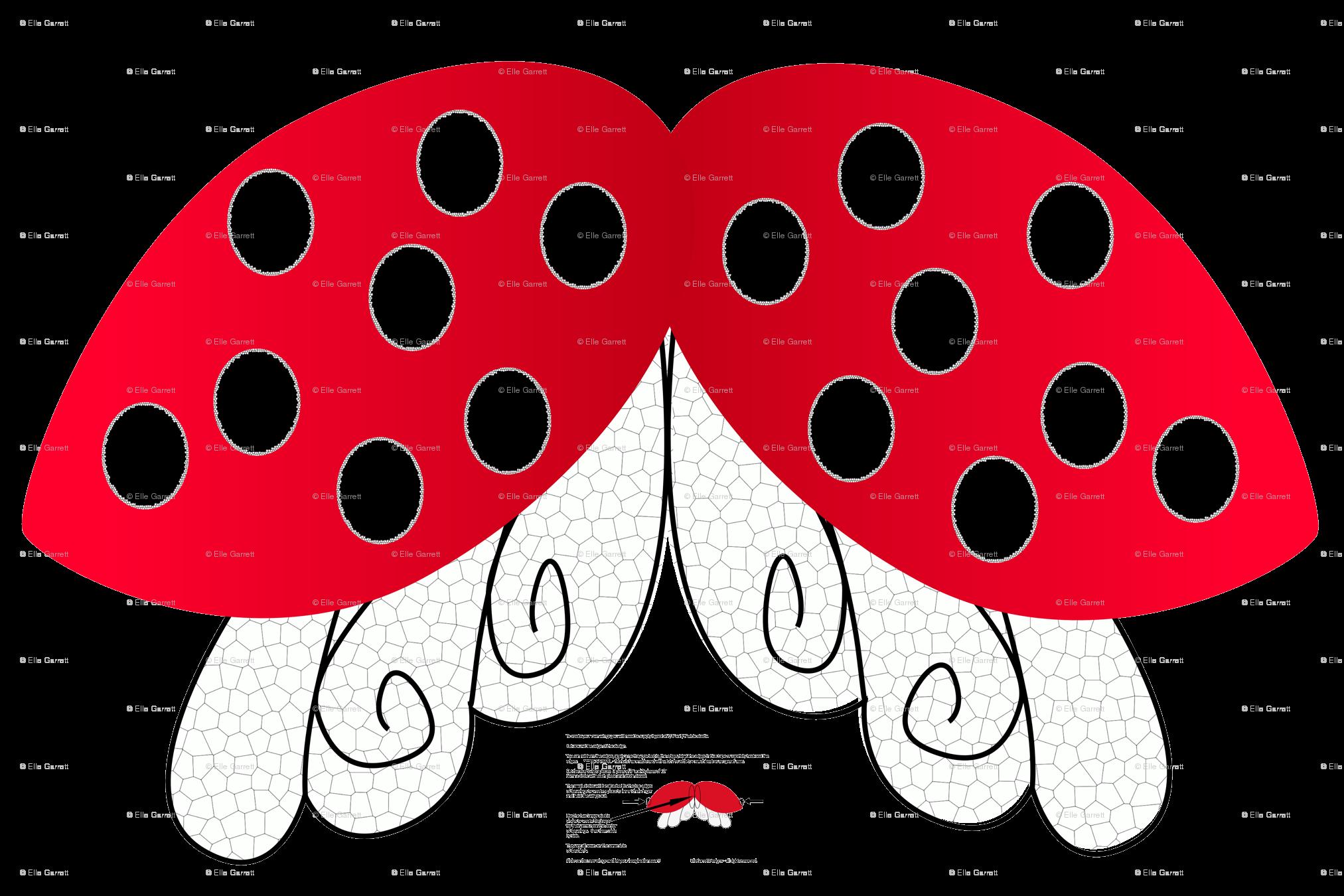 Wings make your own. Ladybug clipart ladybug wing