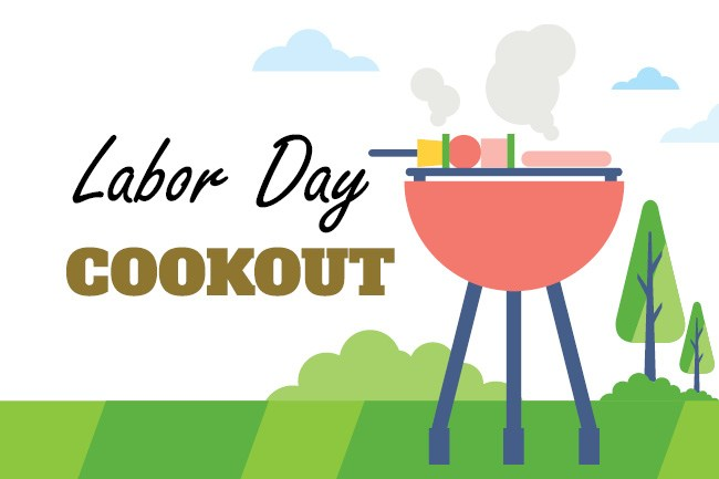 Cookout clipart labor day. Community abundant earth global