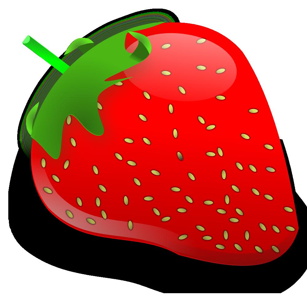Free clipart strawberry. Clip art