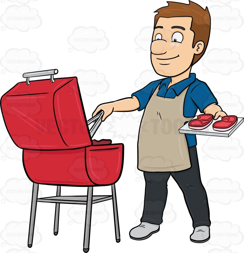 Cookout clipart steak. Get your grill on